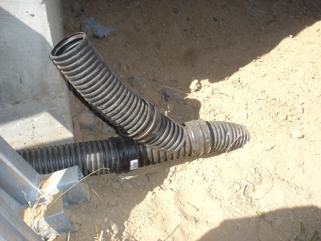 Underground Drain Cleaning